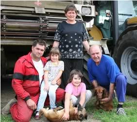 Farma a rodina pana Nolla